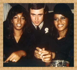 Motown Jim - A life with The Supremes